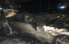 В Ужгороді вже четверту ніч поспіль палять автомобілі