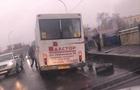 Відвалені колеса: Маршрутки Ужгорода - небезпечні для пасажирів