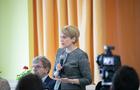На Закарпатті міністр освіти Лілія Гриневич визнала деякі помилки в освітній українізації угорців