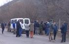 На Рахівщині контрабандисти перекрили автомобільну трасу