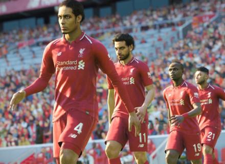 Pro Evolution Soccer 2019 PS4 - игра для любителей футбола
