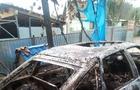 Одному з мешканців Мукачівщини невідомі спалили автомобіль та будинок