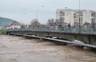 На Закарпатті знову піднімається рівень води в річках. Можливі підтоплення