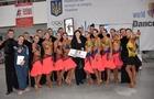 Як закарпатські спортсмени тріумфували у Києві на Чемпіонаті України з танцювального спорту 2017