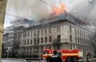 У словацькому місті-побратимі Ужгорода згоріла податкова інспекція (ФОТО,ВІДЕО)
