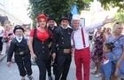 Яким був Парад сажотрусів у Мукачеві (ФОТО)