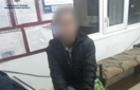 Закарпатські патрульні затримали авто в якому намагалися перевезти за кордон жінку, проти її волі