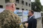 Як просувається будівництво військового містечка в Мукачеві (ФОТО)