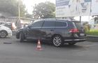 В Ужгороді біля залізничного вокзалу сталася аварія