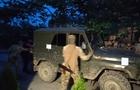 Прикордонники оприлюднили свою версію інциденту з обстрілом автомобіля на Хустщини