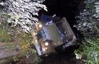Трагедія на Міжгірщині: Вантажівка впала у гірську річку