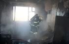 В Ужгороді повністю вигоріла квартира в багатоповерхівці