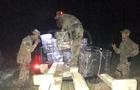 На Закарпатті прикордонники обстріляли два автомобіля контрабандистів
