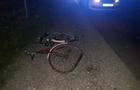 На Виноградівщини п`яний водій ВАЗу збив велосипедиста