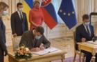 """Україна і Словаччина підписали угоду, яка розблокує аеропорт """"Ужгород"""""""