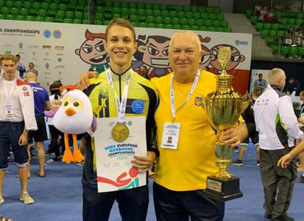 Закарпатець став чемпіоном Європи з кікбоксингу