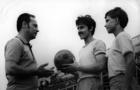 Легендарний закарпатський футболіст та тренер Томаш Пфайфер відзначив 75-річний ювілей