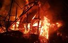 На Тячівщині на пожежі загинула людина