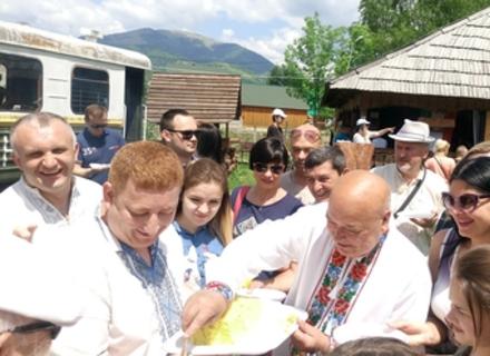 """У Закарпатті відбувся один із найколоритніших гастрономічних фестивалів - """"Ріплянка"""""""