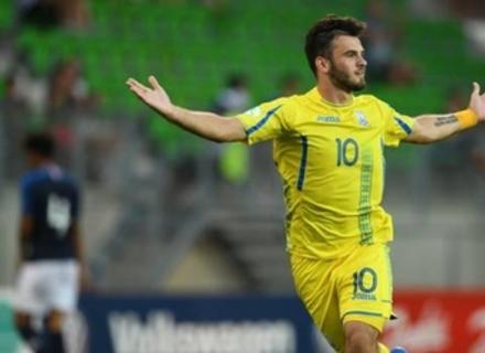 Ужгородець допоміг збірній Україні перемогти збірну США на чемпіонаті світу з футболу U-20