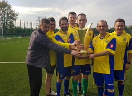 У Виноградові відбувся футбольні турнір між священнослужителями