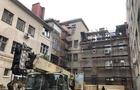 Влада Ужгорода підтвердила, що це мерія видала дозволи на незаконну надбудову в історичній частині Ужгорода