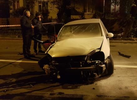 Наслідки нічної аварії в Ужгороді - четверо постраждалих, серед яких двоє дітей