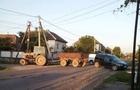 На Закарпатті селяни другий день блокують дорогу