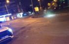 У Мукачеві нетверезий водій зламав кілька дерев, а в Ужгороді виїхав на клубу кругового руху