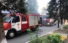 Сталося загоряння в приймальному відділенні Ужгородської лікарні