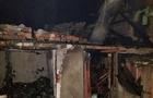 Вночі у Виноградові під час пожежі згорів чоловік