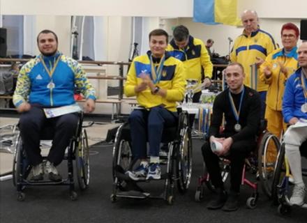 Закарпатські фехтувальники здобули вісім медалей на Чемпіонаті України