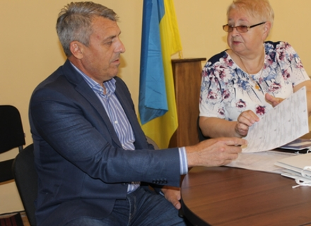 Іван Бушко йде на вибори самовисуванцем (ФОТО)
