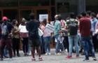 В Ужгороді студенти-іноземці провели пікет
