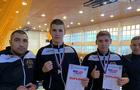 Закарпатські кікбоксери стали чемпіонами у Лізі Словаччини