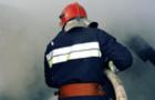 На Виноградівщині сталася пожежа у приватному будинку
