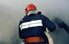 У Дубовому в одному з дворогосподарств згорів гараж із автомобілем