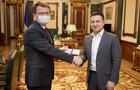 Президент підписав наказ про призначення Анатолія Полоскова головою Закарпатської ОДА