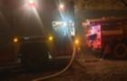 Масштабна пожежа в Хусті: Людей евакуювали з багатоповерхівки, де горіла квартира на п'ятому поверсі