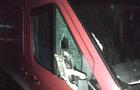 На Виноградівщині мікроавтобус збив 11-річного хлопчика