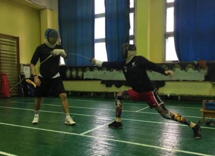 Закарпатські рапіристи привезли дві медалі з Чемпіонату України