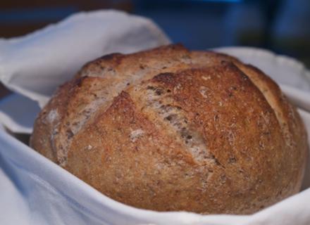 5 рецептів домашнього хліба: з дріжджами та без