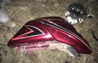 На Ужгородщині двоє підлітків вкрали мотоцикл і розібрали його на запчастини