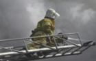 В Ужгороді поруч з будівлею обласної прокуратури сталася пожежа (ВІДЕО)