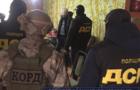 Поліція оприлюднила відео затримання рекетирів на Закарпатті
