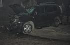 На Тячівщині автомобіль Cadillac зіштовхнувся з автомобілем Nissan. Двоє постраждалих