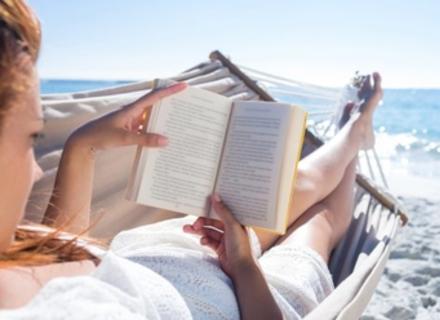 10 книг, які варто взяти на відпочинок дітям і дорослим