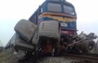 У результаті зіткнення потягу та вантажівки на Тячівщині загинув батько 16 дітей