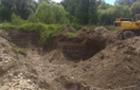 На Тячівщині прикордонники виявили незаконний видобуток гравію