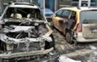 В Ужгороді згорів автомобіль радника мера Кошице (ФОТО)